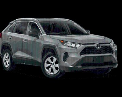 New 2021 Toyota RAV4 LE FWD 5 (In-Transit)