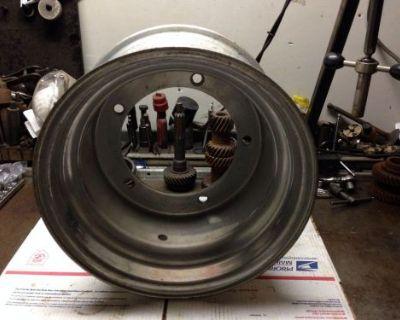 #84 Weld New Late Model Alum. Race Wheel 15'' X 10'' Wide 5 Chevy-ford-mopar