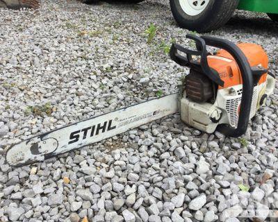 2018 (unverified) Stihl MS362 Chain Saw