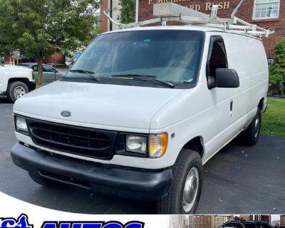 2001 Ford Econoline Cargo Van E-350