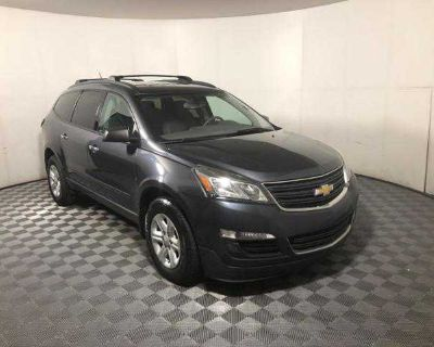 Used 2014 Chevrolet Traverse FWD 4dr