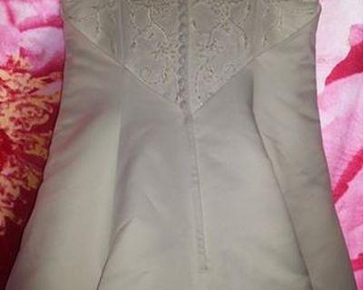 Davids.Bridal Michelangelo Wedding Dress