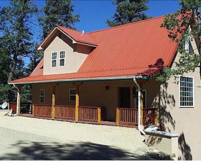 Upper Canyon with secluded views yet close to town in Ruidoso - Ruidoso