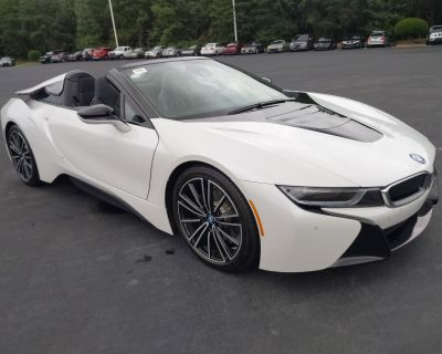 Pre-Owned 2019 BMW i8 Roadster