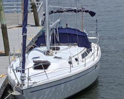 2002 Catalina MkII