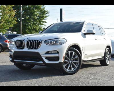 2018 BMW X3 XDrive30i 4D SAV