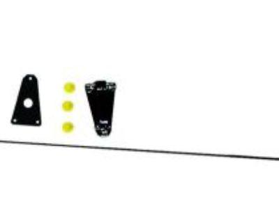 Crown Automotive 82200683k Antenna Kit Fits Cj5 Cj6 Cj7 Scrambler Wrangler (yj)