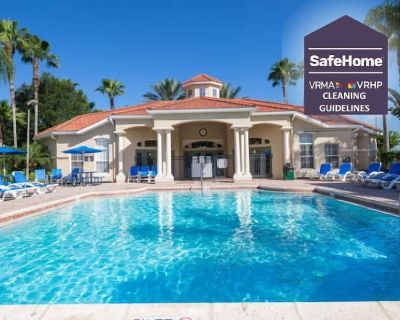 Premium 4bd villa close to Disney (EI736) - Four Corners