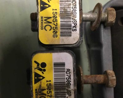 Silverado Sierra Airbag Sensors