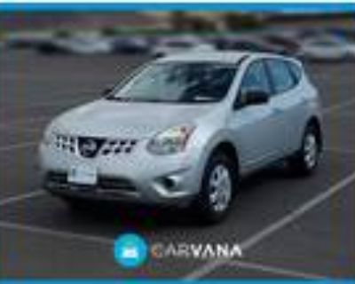 2011 Nissan Rogue Silver, 92K miles