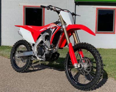 2021 Honda CRF250R Motocross Off Road Brilliant, OH