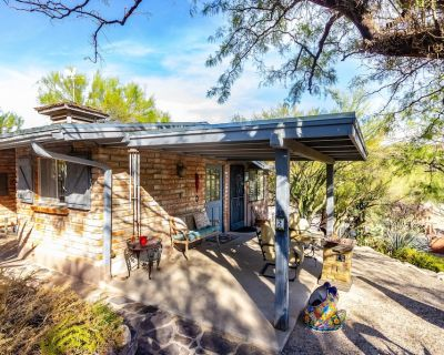 Blackett's Bungalow - A Sonoran Casita - Flecha Caida Ranch Estates