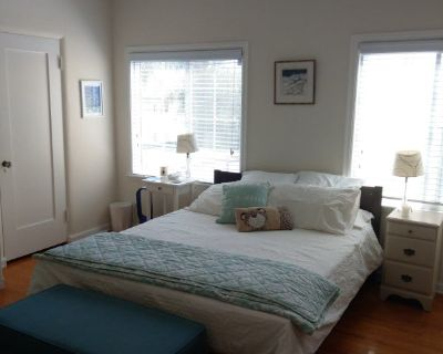 Large furnished room with own bathroom