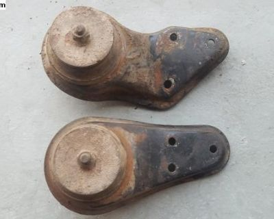 Syncro front transmission mounts