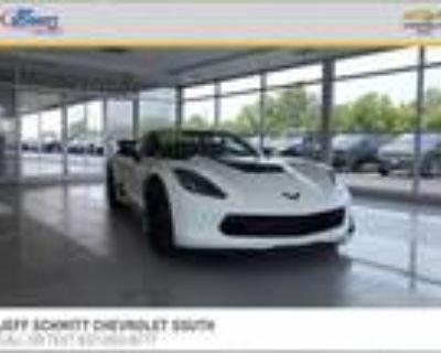 2018 Chevrolet Corvette White, 6K miles