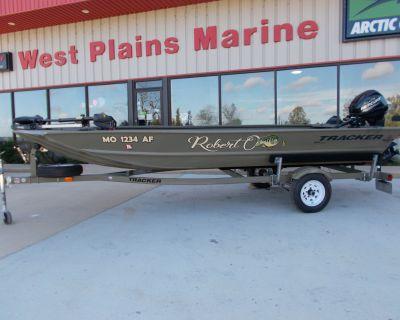2015 Tracker Grizzly 1648 MVX Jon Boats West Plains, MO