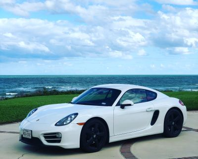 2014 Cayman with Manual Transmission and 32k miles