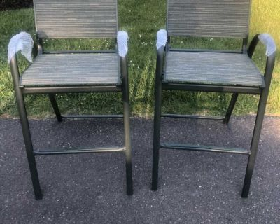 Telescope Casual Pool/Deck/Porch Stool Furniture Chairs