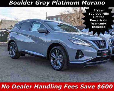 2021 Nissan Murano Platinum