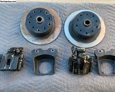 Empi rear disc brakes for VW bug, sand rail
