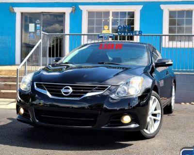 2012 Nissan Altima 3.5 SR