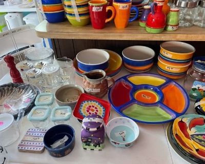 Estate Sale Perfect for Artists, Crafters, and Cooking Enthusiasts with MUCH MORE!!