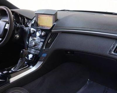 2014 Cadillac CTS-V Standard