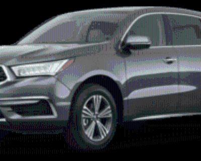 2017 Acura MDX Standard