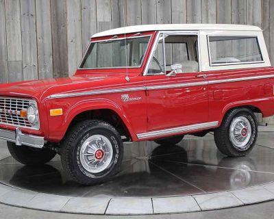 1977 Ford Bronco Sport