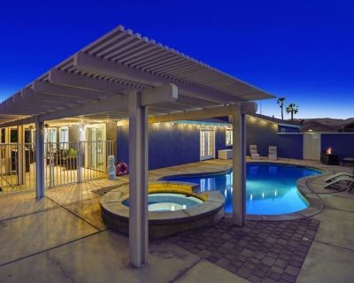 Sublime Desert Get Away W/Billiards, Pool and Spa - Indio