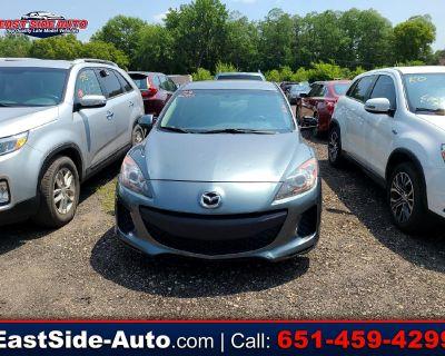 Used 2013 Mazda MAZDA3 4dr Sdn Auto i SV