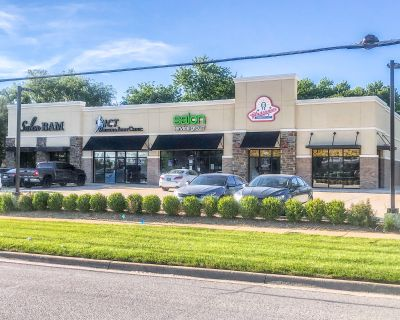 West Side Retails Spaces Available
