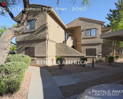 2-Bedroom + Den North Scottsdale home available now!