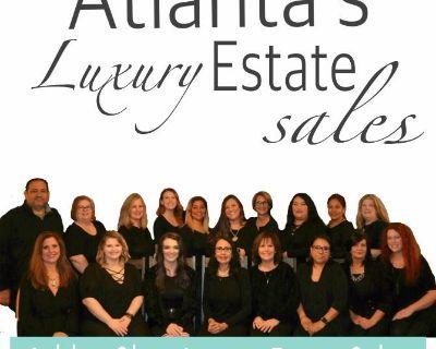 Ashley Glass & A Crazy Love Estates Presents an Atlanta Country Club $3 Million Estate
