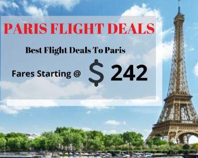 Best Flight Deals To Paris On Tripiflights