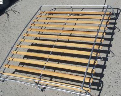 VW Square Back 3/4 Length Roof Rack