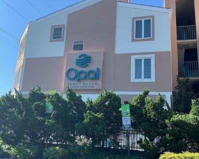 Opal Condos - Pool, One Block From Ocean, Middle of Dewey Beach! - Dewey Beach