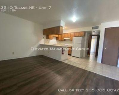 3210 Tulane Dr Ne #7, Albuquerque, NM 87107 1 Bedroom Apartment