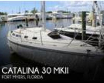 30 foot Catalina 30 MKII