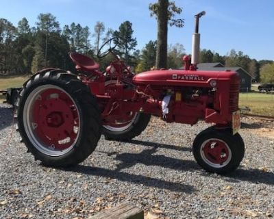 FS GREAT OLD TRACTOR