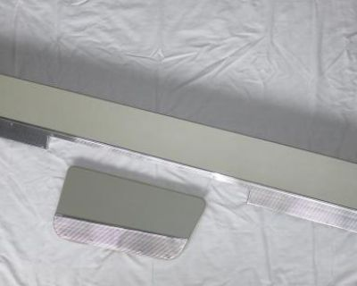 Rear and Middle Seat Kick Panels for '59-'67 bus