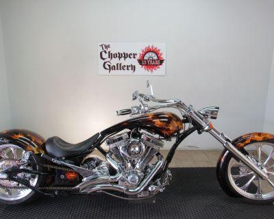2007 Big Bear Choppers Sled Pro-Street Street Motorcycle Temecula, CA