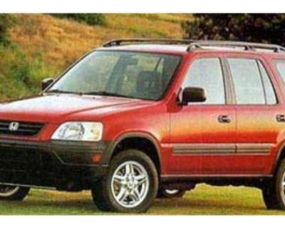 1997 Honda CR-V Base