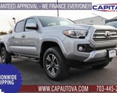2017 Toyota Tacoma TRD Sport Double Cab 6.1' Bed V6 4WD Automatic