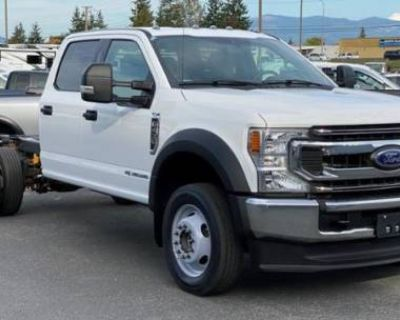 2021 Ford Super Duty F-450 Chassis Cab XLT