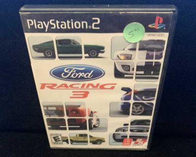 Ford Racing 3 PS2 Playstation 2 Game No Manual-