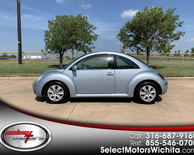 Used 2009 Volkswagen New Beetle Coupe 2dr Man S