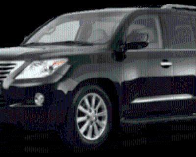 2011 Lexus LX LX 570