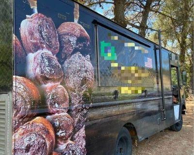Freightliner Grumman Olson Diesel Food Truck with Brand New Kitchen