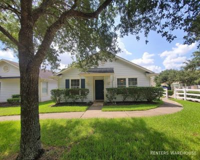 Ranch Style Cottage Home in Cypress Available Now!